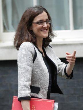 politician Theresa Villiers MP