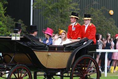 Princess Anne, Princess Royal, Princess Beatrice