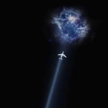 plane fly to nowhere