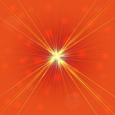 The luminous star