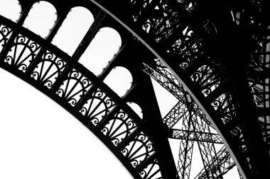 Detail view of Tour Eiffel