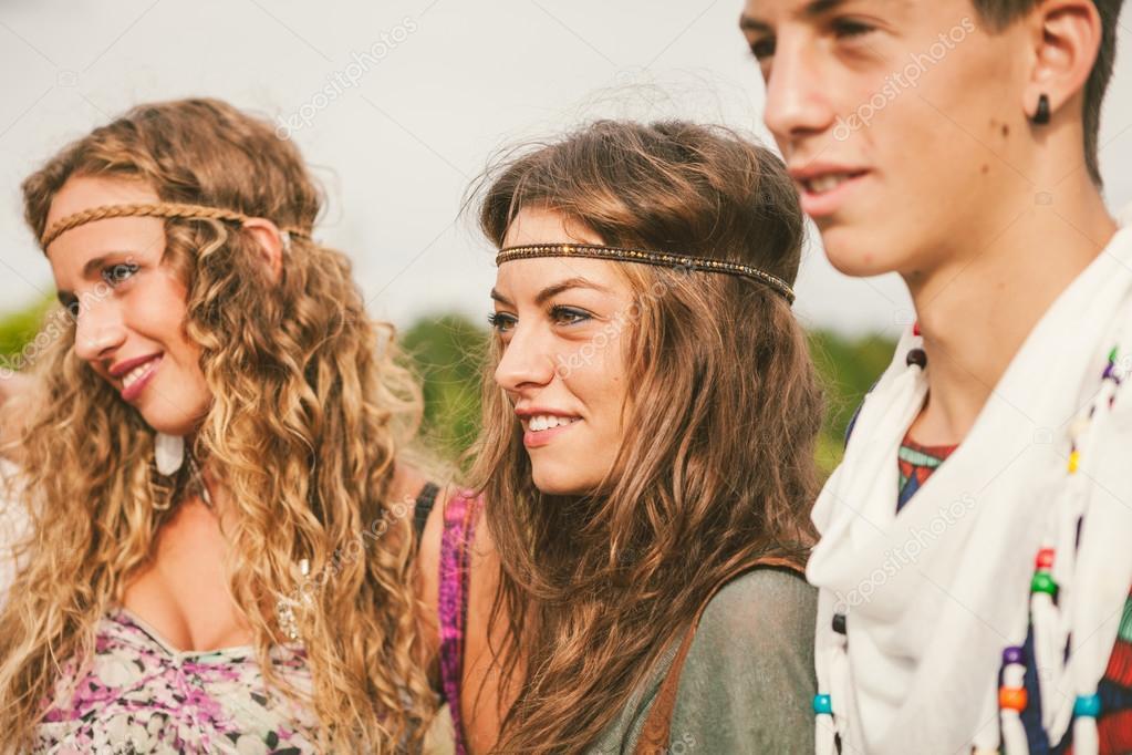 hippie stijl