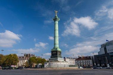 July Column on Place de la Bastille