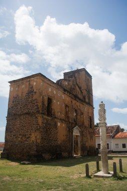 Matriz Church ruins
