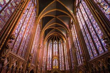 Sainte-Chapelle, Holy Chapel, in Paris
