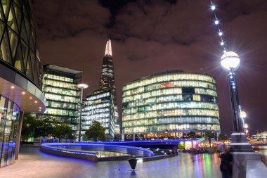 London at night, United Kingdom