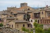 Fotografie San Gimignano, Toskana