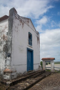 small church in Alcntara