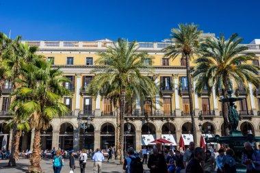 King Square in Barcelona