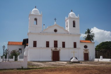 Carmo church, Alcantara
