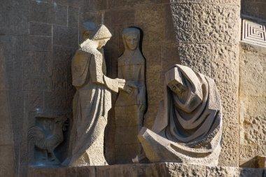 Sagrada Familia Cathedral, Barcelona