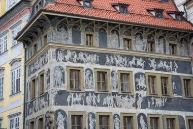 Dum u Minuty in Prague