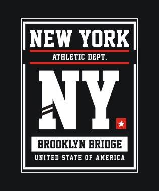 graphics typography,college new york, athaletic dept, varsity NYC