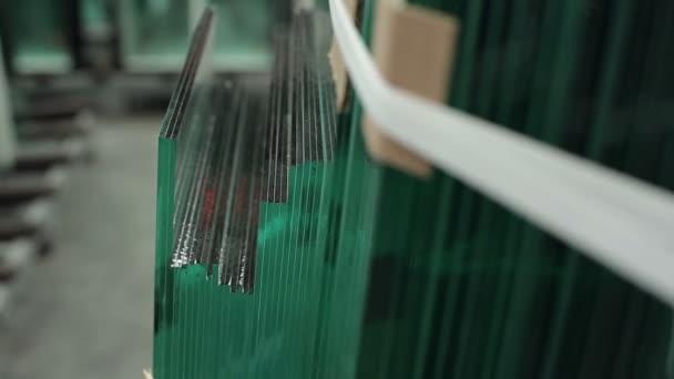 Glazing materials in stock