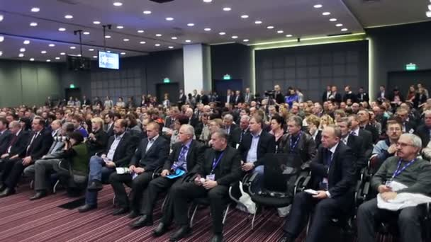 Conference business with large number of seats
