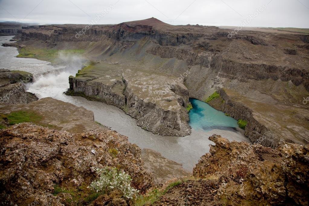 Jokulsa a Fjollum in Iceland