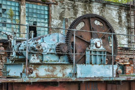 Mechanism of old abandoned Gateways