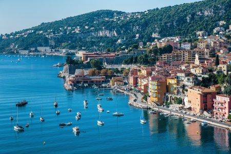 view of Cote d'Azur
