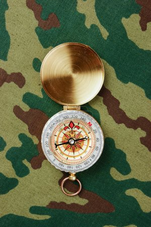Old Compass background