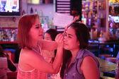 Dívky v nočním klubu