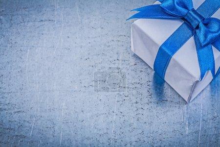 Gift box, holidays concept
