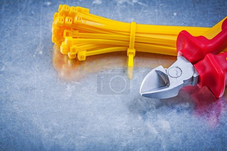 Nippers cable ties