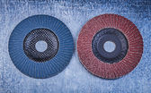 Flap grinding wheels