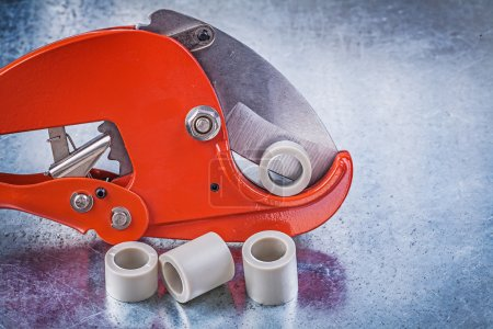 Pipe cutter and water tube
