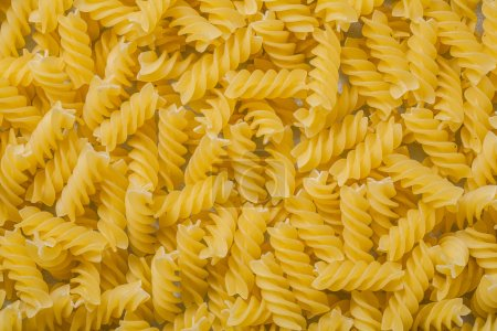 Spiral uncooked macaroni wallpaper