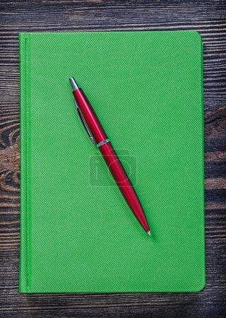 Notepad and brio pen