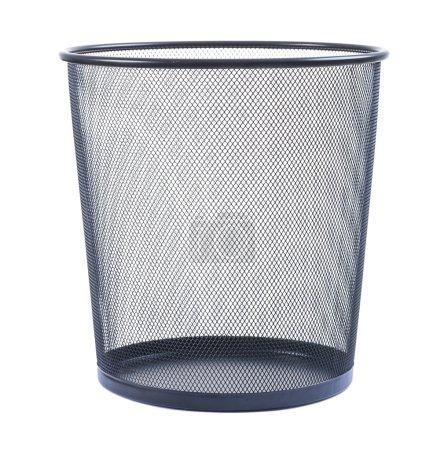 Empty wastebasket