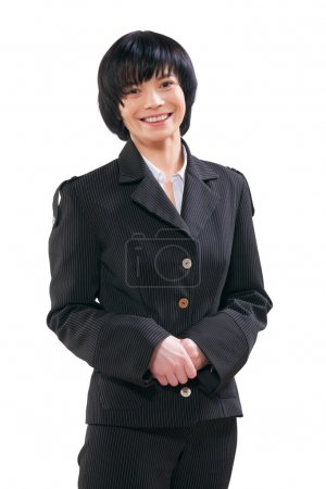 Asian busianesswoman
