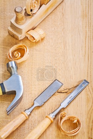 Chisels claw hammer