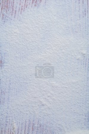 Natural flour texture