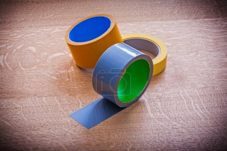 Group of duct tapes