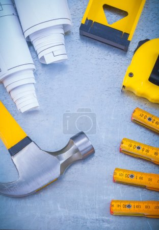 Composition of building tools