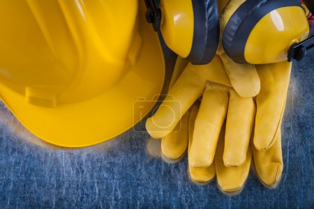 Composition of safety workwear