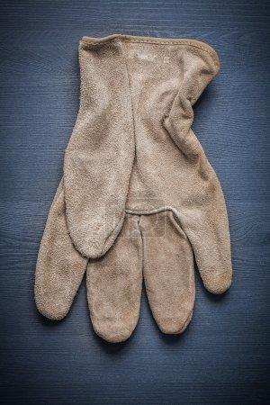 single working glove