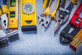 Sada nástrojů pro zlepšení domu