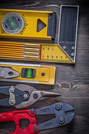Tools for house repairing