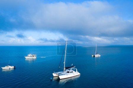 Photo for Amazing bird eyes view in Zanzibar - Royalty Free Image