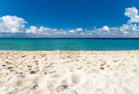 Photo for Caribbean Beach .Paradise. Vacation and Tourism concept. - Royalty Free Image