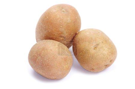Healthy potatoes food