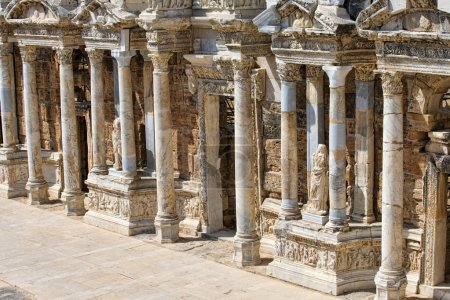 Theater in  Hierapolis, Turkey