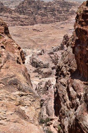 Rock  in Petra