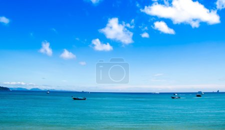 Sea in Krabi, Thailand