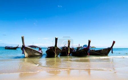 Tropical beach in Andaman Sea