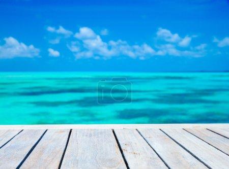 beautiful beach in Maldives