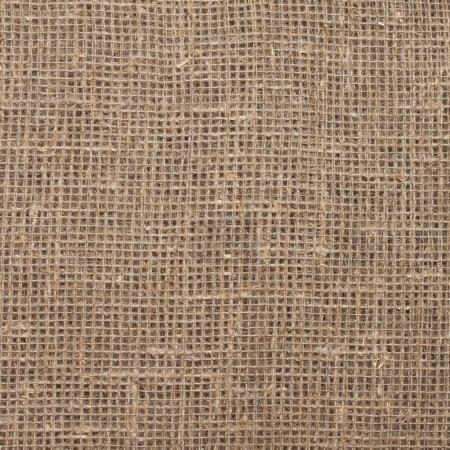 texture of sacking hessian burlap