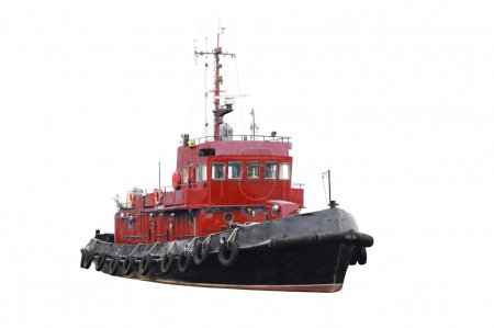 image of towboat